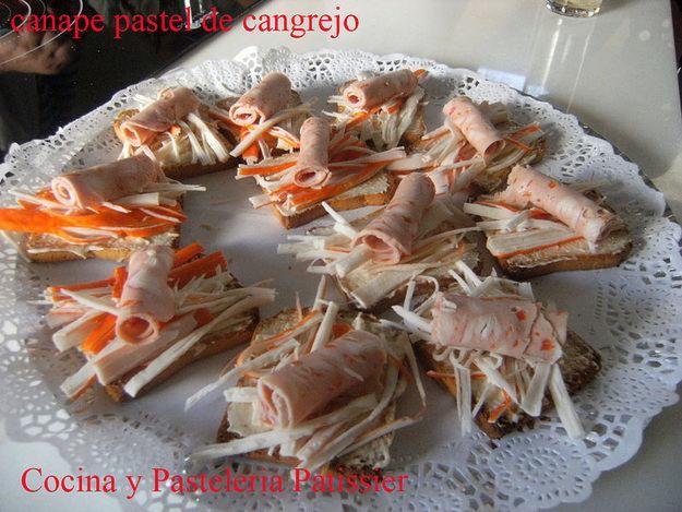 Gastronom a come a chihuahua vive el estado de for Canape de cangrejo